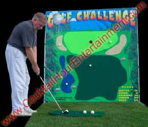 golf party game rental
