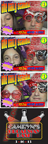 Bar Mitzvah Photo Booths strip